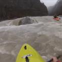 Κατάβαση του ποταμού Αώου με πολλά νερά !!!