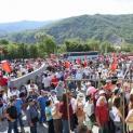 Εγκαινιάστηκε το Μουσείο - Μνημείο του ΔΣΕ στη Θεοτόκο