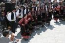 Το χορευτικό τμήμα του Γυμνασίου και Λυκείου Κόνιτσας