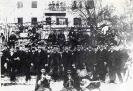 Χορός στο Περιβόλι στην πάνω Κόνιτσα γύρω στα 1906