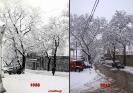 Χιόνι στην Κόνιτσα πριν 44 χρόνια και σήμερα