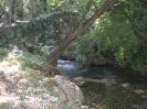 Το γεφύρι του μύλου στην Αγία Βαρβάρα (Πλάβαλη)