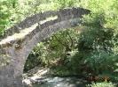 Το γεφύρι στην Αγία Βαρβάρα (Πλάβαλη)